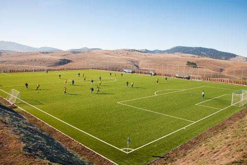 Fudbalski teren