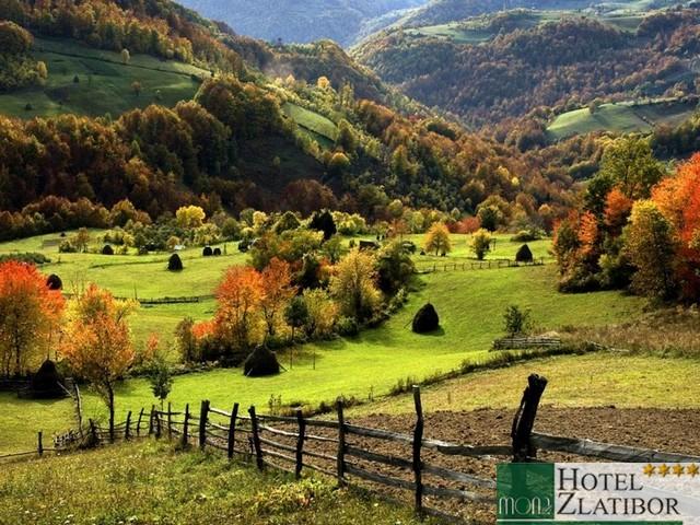 Zlatibor and sightseeing